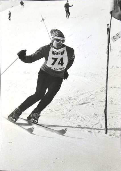 1965 Abetone campionati italiani universitari S. Gargiullo