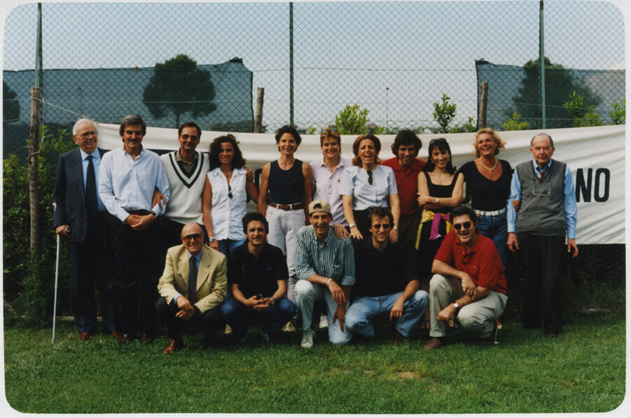 Dirigenti e amici Sai Roma 1998